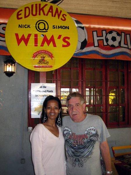 Wim und Rachel